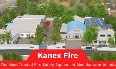 Kanex Fire – The Most Trusted Fire Safety Equipment Manufacturer in India