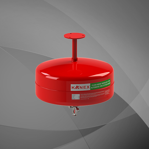 Automatic Modular Fire Type Fire Extinguishers