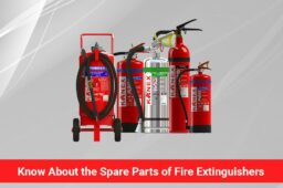 Know About the Spare Parts of Fire Extinguishers