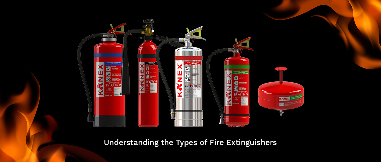 Understanding the Types of Fire Extinguishers
