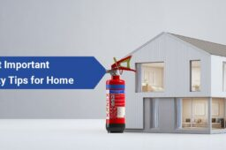 Five Most Important Fire Safety Tips for Home