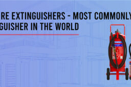 ABC Fire Extinguishers – Most Commonly Used Extinguisher in the World