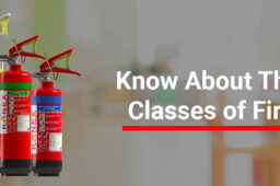 Know about the Classes of Fire